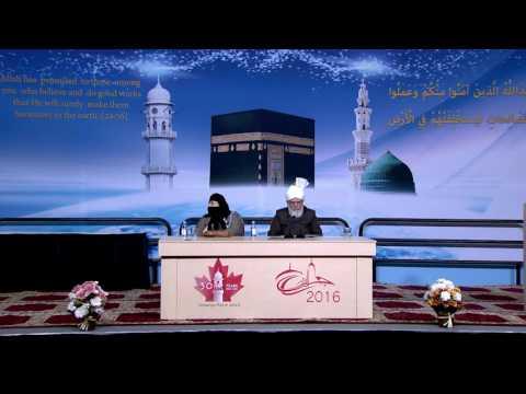 Jalsa Salana Canada 2016 - Day 2 - Ladies Sessions