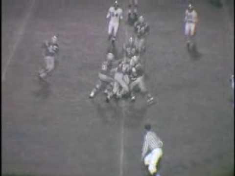 University of Denver vs Colorado A&M - 1955