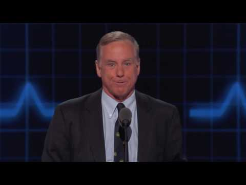 Former Governor Howard Dean at DNC 2016
