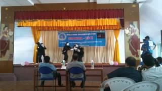 Kerala Mime - 1st Prize, BRAHMA 2013, Adi Shankara College of Engineering and Technology