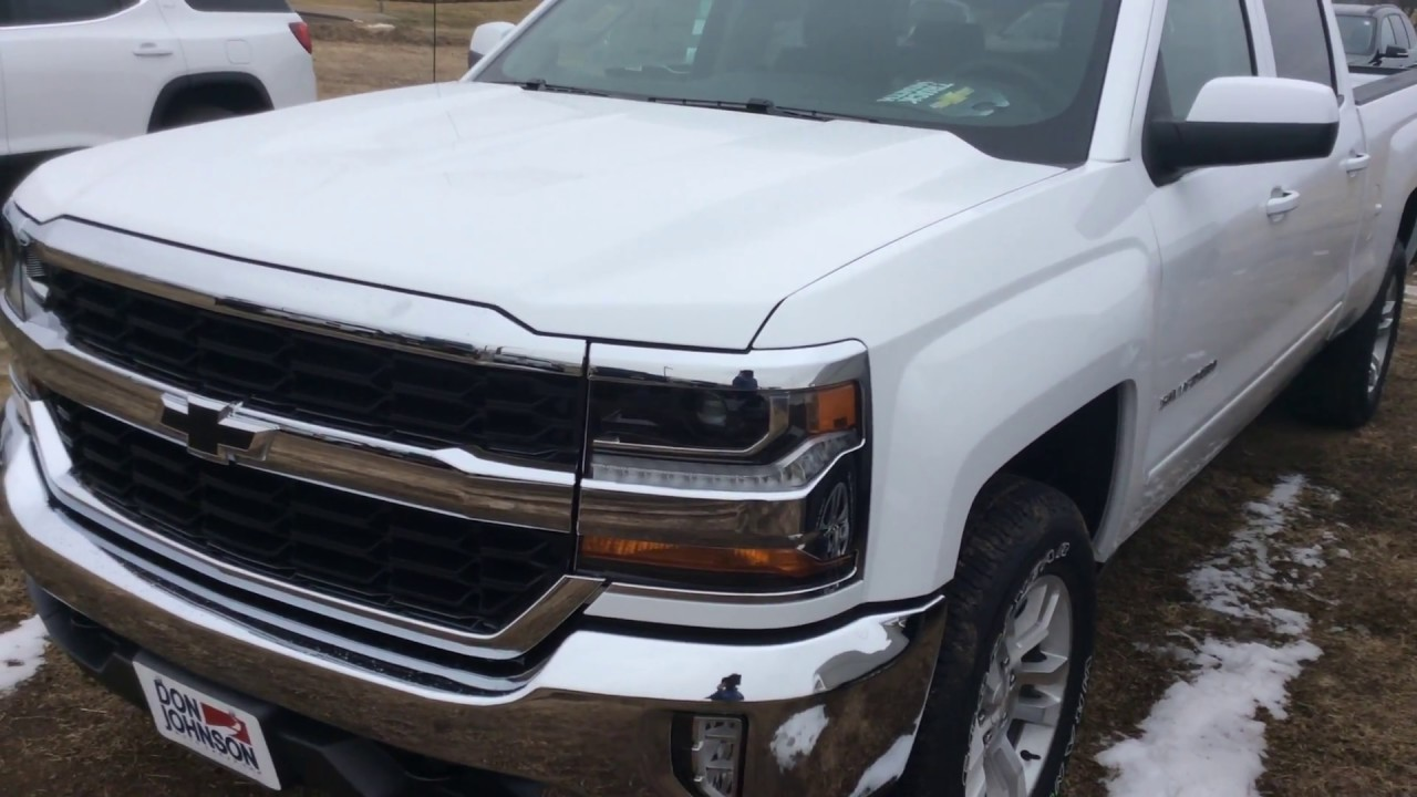 2017 Chevrolet Silverado 1500 At Don Johnson Motors In
