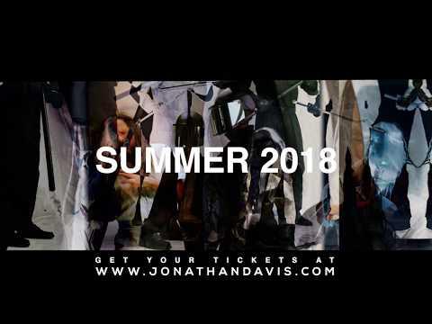 Jonathan Davis - World Tour 2018 | Live Nation GSA