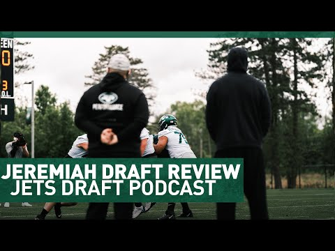 Daniel Jeremiah Reviews the 2021 Draft Class (5/11) | Jets Draft Podcast | The New York Jets | NFL