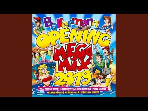 Ballermann Opening Megamix