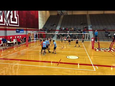 Sporting Albany 17U Boys - Volleyball