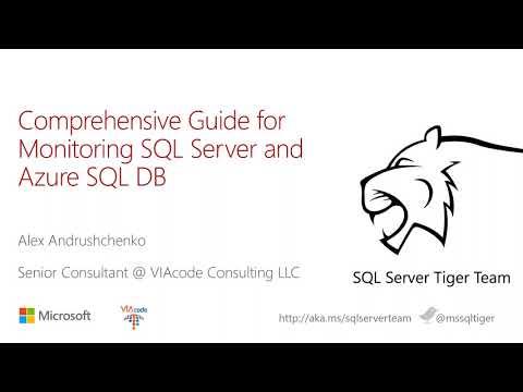 Comprehensive Guide for Monitoring SQL Server and Azure SQL DB