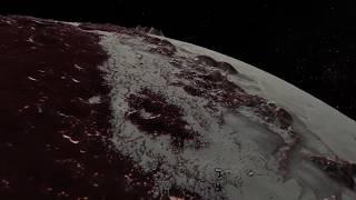 New Horizons: пролетая над Плутоном