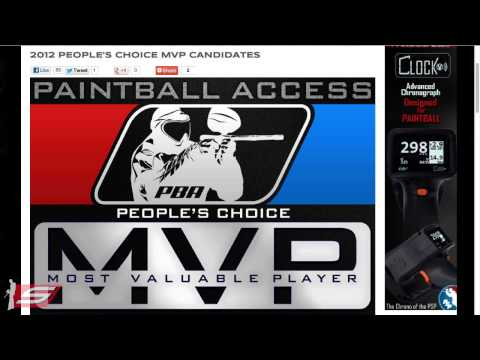 Paintball News, 12/12/12: Africa Cup, People's Choice MVP, Paintballer Book, Milsig MK3 CQB Pro
