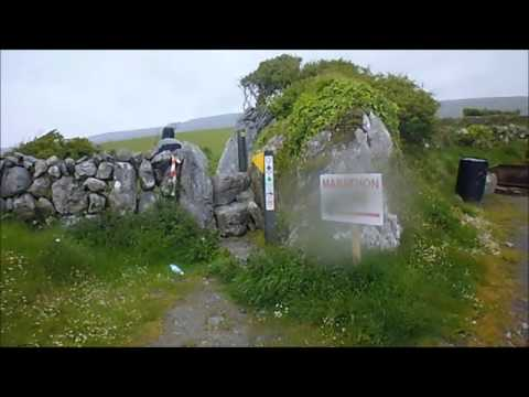 Clare Burren Marathon.24/5/2014. Ballyvaughan.Ireland.. Paolo Gino