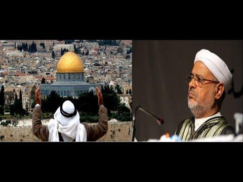 """الدكتور أحمد الريسوني """"للمغاربية """" عدد من حكام العرب في صف إسرائيل تماما وفي حلفها"""