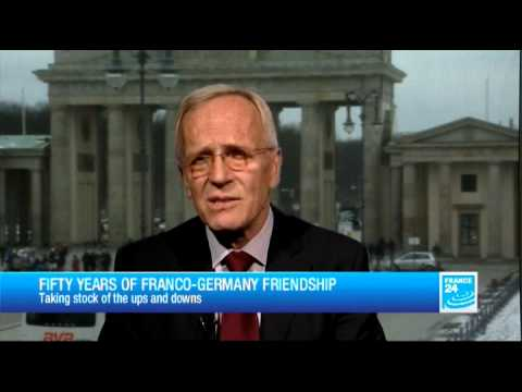 FRANCE 24 The Interview : Joachim Bitterlich, Former National Security Advisor to Helmut Kohl