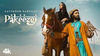 Pakeezgi Official Video | Satinder Sartaaj | Beat Minister | Latest Songs 2021 | T-Series