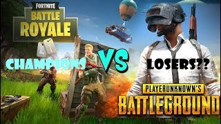Fortnite Continues to Beat Down PUBG, Why Is This Happening?