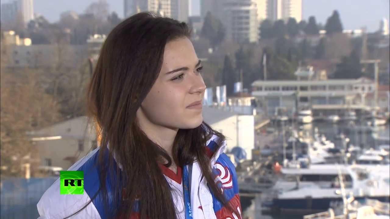 Аделина Сотникова: Волнения не было, я не думала о медали