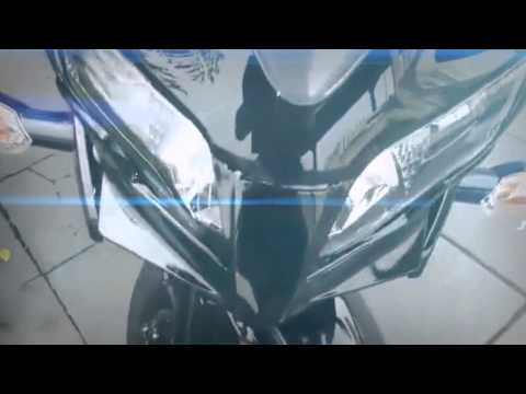 สำเนาของ Hokege Mask CBR150 Sneak Peek full