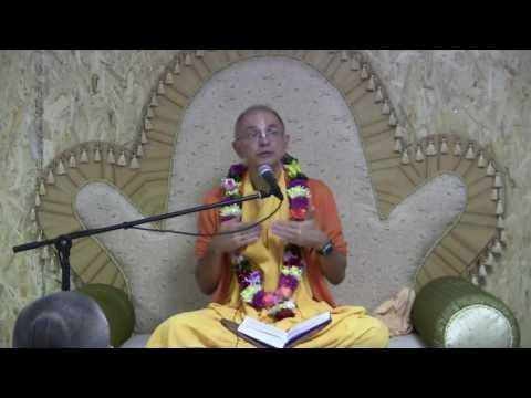 Шримад Бхагаватам 1.2.15 - Бхакти Вигьяна Госвами