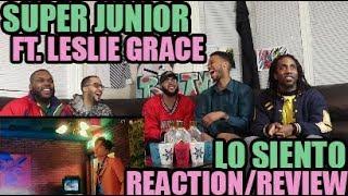SUPER JUNIOR 슈퍼주니어 'LO SIENTO (Feat. LESLIE GRACE)' MV - Stafaband