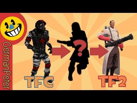 The ORIGINAL Team Fortress 2? HalfLife 2: Survivor
