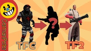 The ORIGINAL Team Fortress 2? Half-Life 2: Survivor