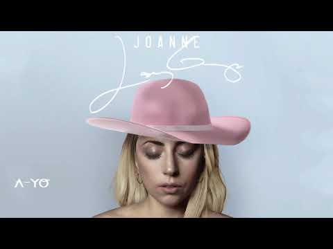 Joanne ***FULL ALBUM*** Lady Gaga