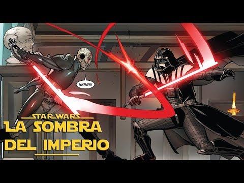 Darth Vader Confronta El Poder Del Gran Inquisidor De Palpatine - Star Wars Canon Actual -