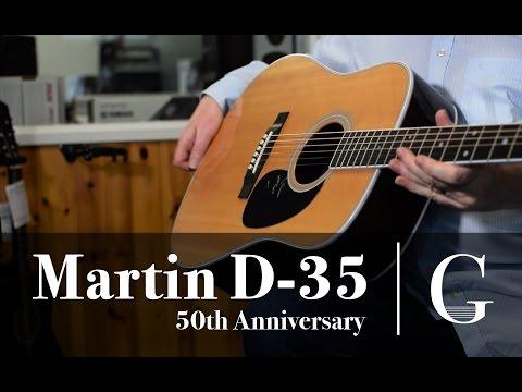Martin D35 - The G Chord (MMTV)
