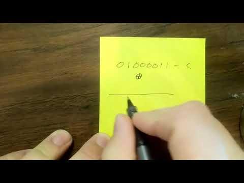 Cryptography 101 - - XOR Cipher