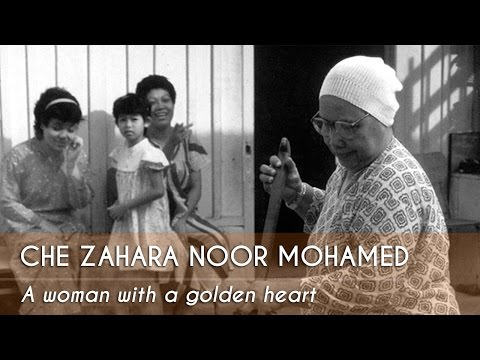 Ep 2: Che Zahara Noor Mohamed - Pioneers of Early Singapore