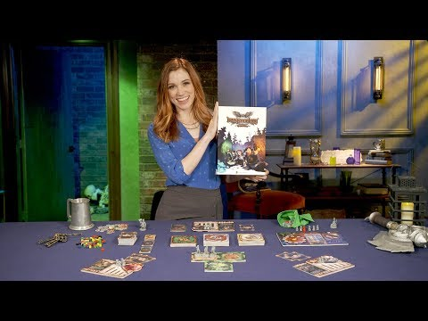 WATCH: How to Play Dungeonology: The Expedition