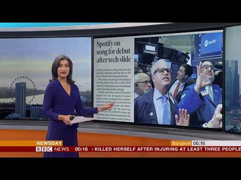 Sharanjit Leyl BBC Newsday April 4th 2018