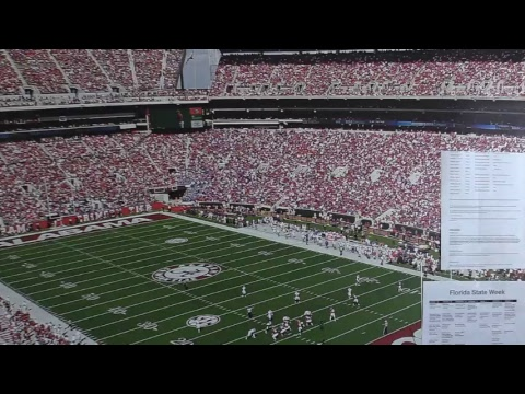 Alabama Football Live Stream