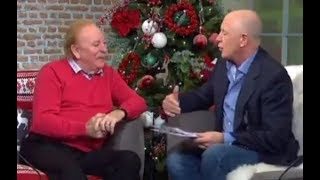 Brian Warfield TV3 Interview December 2017