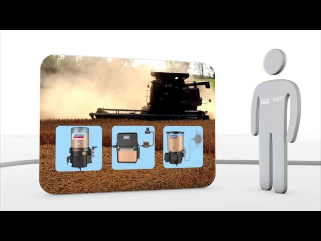 SKF Lubrication solutions for the agricultural market
