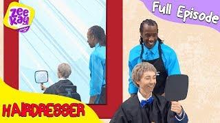 Let's Play: Hairdresser   FULL EPISODE   ZeeKay Junior