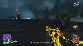 Call of Duty : Infinite Warfare Zombies Rave In The RedWoods Scene 100