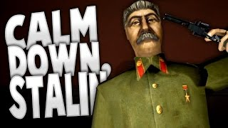 Calm Down Stalin - INSANELY STRESSFUL (Calm Down Stalin Gameplay Highlights)