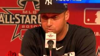 Jeter 'Shocked' by Steinbrenner's Death