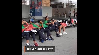 Football teams grumble: SEA Games hosting chaotic