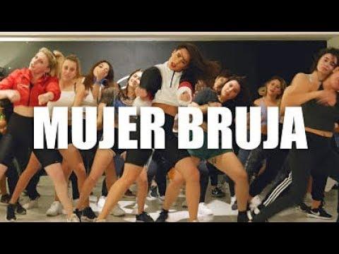 Mujer Bruja - Florencia Jazmin Choreography Defloresyjazmines
