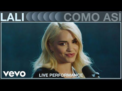 Смотреть клип Lali - Como Así