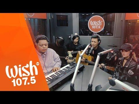 "TJ Monterde and KZ Tandingan perform ""Dating Tayo"" LIVE on Wish 107.5 Bus"