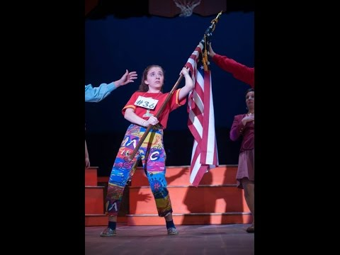 Woe Is Me - The 25th Annual Putnam County Spelling Bee (Rachel Parker)