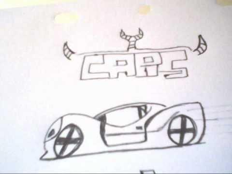 Dessiner une voiture simple youtube - Voiture simple a dessiner ...