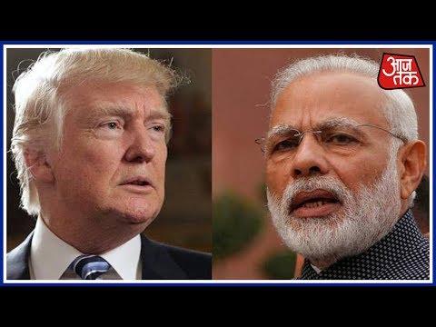 PM Narendra Modi To Meet Donald Trump On 26 June: Shatak Aaj Tak