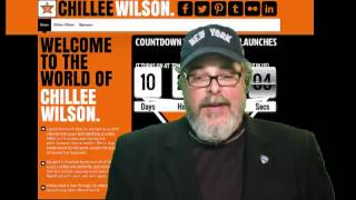 Chillee Wilson Fiverr Testimonial 1 - Testimonials for Website Launch - www.chilleewilson.com