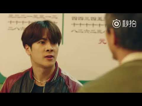 Actor Jackson Wang- Pepsi short film promo