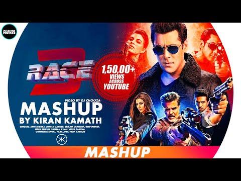Race 3 Mashup - Kiran Kamath | Race 3 | Salman Khan, Jacqueline | Bobby | Daisy | Remo & Anil Kapoor