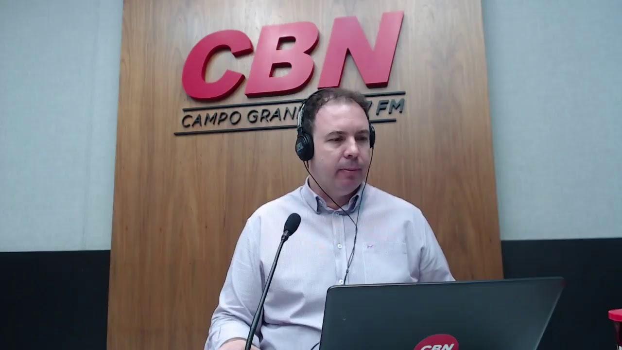 CBN Campo Grande (15/09/2020): com Ginez Cesar