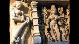 Ancient alien Khajuraho Temple of love Amazing Technology