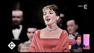 Maria Callas : le doc exceptionnel - C à Vous - 13/12/2017